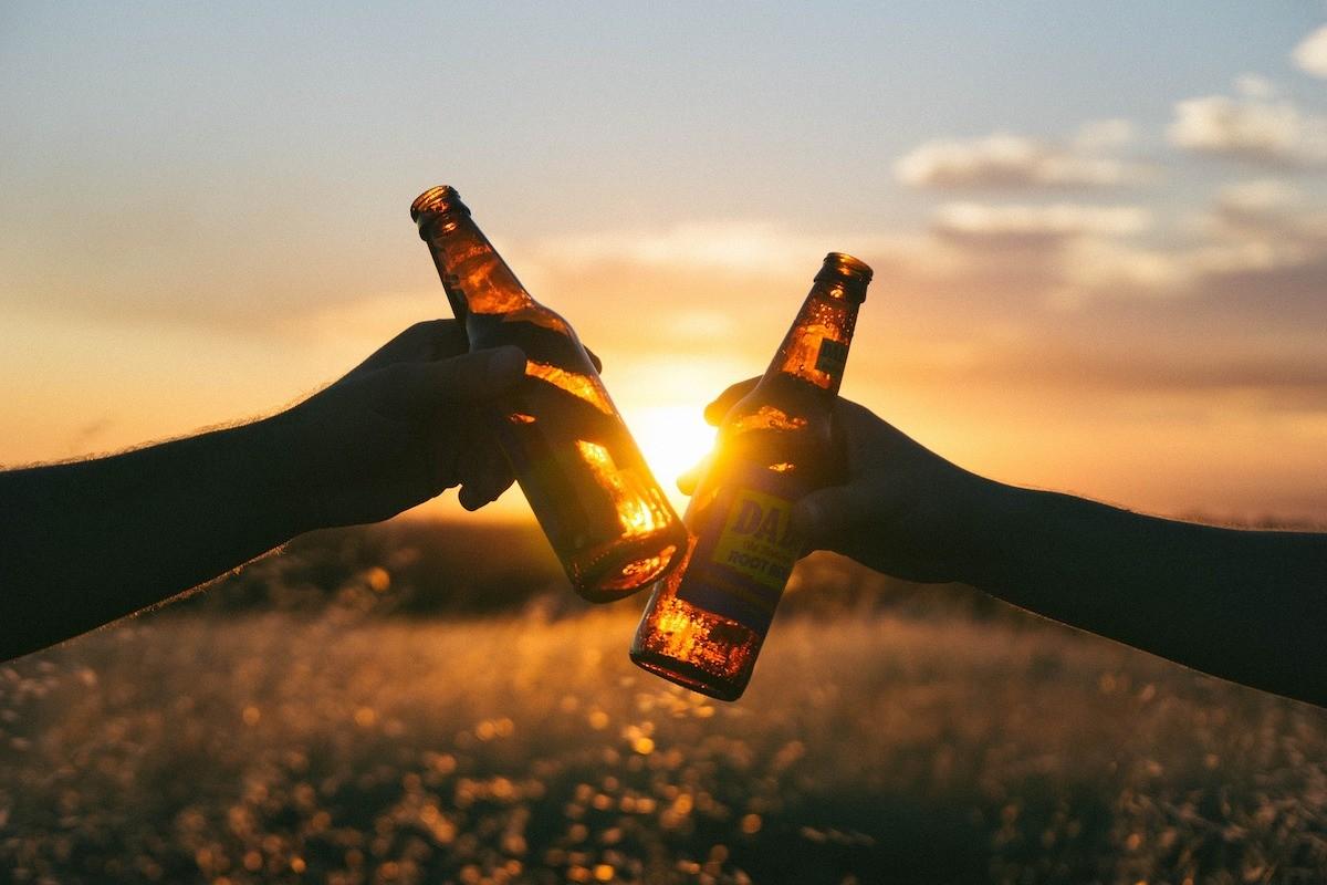 Is het al tijd voor bier?